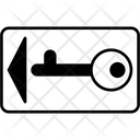 Key Card Icon