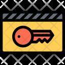 Key Card Law Icon