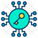 Key Connection Icon
