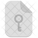Key file Icon