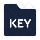 Key Folder Icon