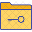 Folder Key Form Icon
