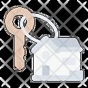 Key House House Key Home Key Icon