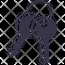 Key Keys Access Icon