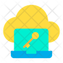 Key Laptop Icon