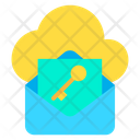 Cloud Email Mail Icon