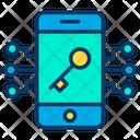 Key Smartphone Mobile Icon