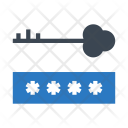 Key Password Icon