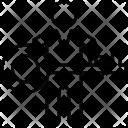 Key Person Keyword Icon