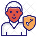 Key Person Icon