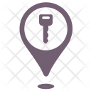 Key place Icon