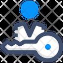 Key Player Icon