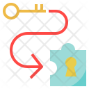 Key Process Icon
