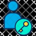 Key Profile Icon