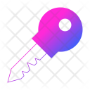 Key protection Icon
