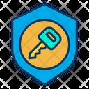 Key Shield Icon