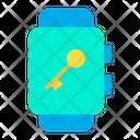 Key Smart Smartwatch Icon