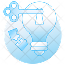 Solving Idea Idea Collaboration Idea Access Icon
