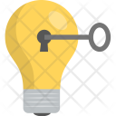 Key Solution Icon