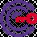Key Target Keyword Targeting Key Focus Icon