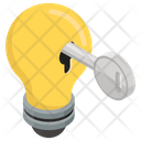Key To Success Business Key Access Key Icon