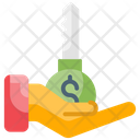 Key To Success Security Creativity Icon