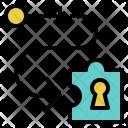 Key Success Process Icon