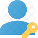 Access Key People Icon