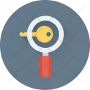 Keywording Search Keyword Icon