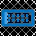 Keyboard Hardware Wireless Icon