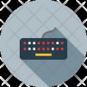 Keyboard Peripheral Key Icon