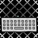 Keyboard Computing Computer Hardware Icon
