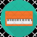 Keyboard Music Tool Icon