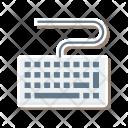 Keyboard Apple Keys Icon