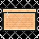 Keyboard Board Peripheral Icon
