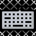 Device Hardware Keyboard Icon