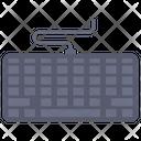 Keyboard Social Media Icon