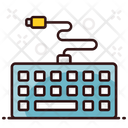 Keyboard Computer Hardware Input Device Icon