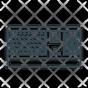 Hardware Keyboard Icon Icon