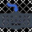 Hardware Computer Keyboard Icon