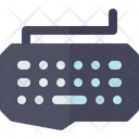Keyboard Type Keypad Icon