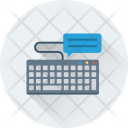 Keyboard Computer Hardware Icon