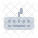 Keyboard Typing Office Icon
