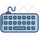 Keyboard Typing Device Icon