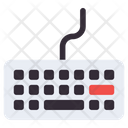 Keyboard Keypad Key Typing Icon