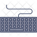 Keyboard Electronic Key Pad Icon