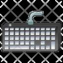 Clavier Keyboard Fingerboard Icon