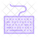 Keyboard Keypad Coding Icon