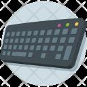 Typing Keyboard Input Icon