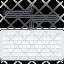 Keyboard Electronics Appliances Icon